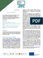 JIVE Newsletter nº 10_December 2015