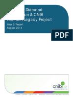 CNIB Dominion Diamond Annual Report