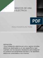 elementosbsicosdeunainstalacionelctricaycaractersticasdeunaviviendadomtica-130428124655-phpapp02