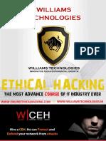 wceh course description