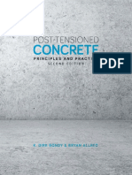 Tr 43 Post Tensioned Concrete Floors Design Handbook Prestressed