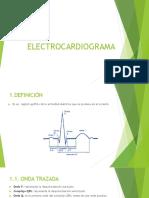 Presentación ECG