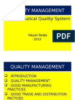 Quality Management 2015