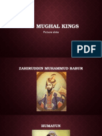 The Mughal Kings.pptx