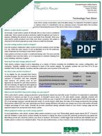 Emerald People's Utility Dist - 2016 Renewable Energy Programs