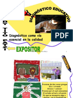 Diagnóstico Educativo.pps