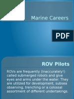Marine Careers