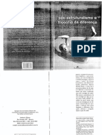 Pós-Estruturalismo e Filosofia Da Diferença - Michael Peters