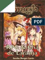 Tormenta RPG - RPG e Chá de Laranja - Biblioteca Élfica