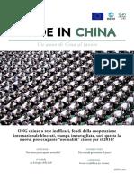 Made in China 2015 - Un anno di Cina al Lavoro