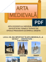 Arta medievala - stilul gotic si romanic.pdf