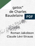 LEVI TRAUSS CLAUDE - Los Gatos de Charles Baudelaire