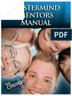Mastermind Mentors Manual