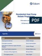 Heat Pump Presentation