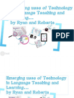 WEEK 13 Emerging Uses of Technology in Teaching Language_prezi