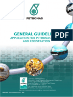 Guideline for Petronas Registration