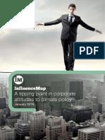 InfluenceMap Post COP21
