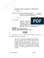 Scorpene PIL Order Dt 13.01.2016
