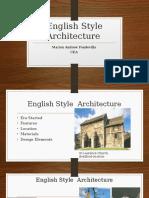 english style architecture  2