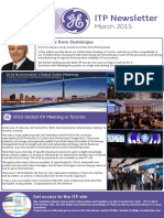GE MD March ITP Newsletter