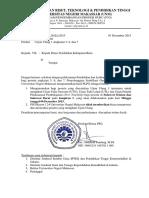 Ujian Ulang 1 Periode 5_6_7 Kab. Enrekang (Minggu, 06 Desember 2015)