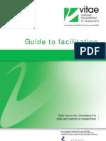 Guide to Facilitation