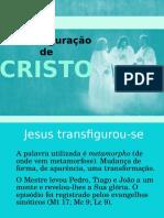 A Transfiguração de Cristo