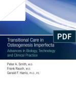 Transitional Care in Osteogenesis Imperfecta