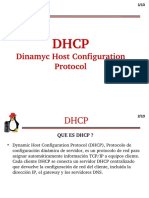 DHCP Red Hat