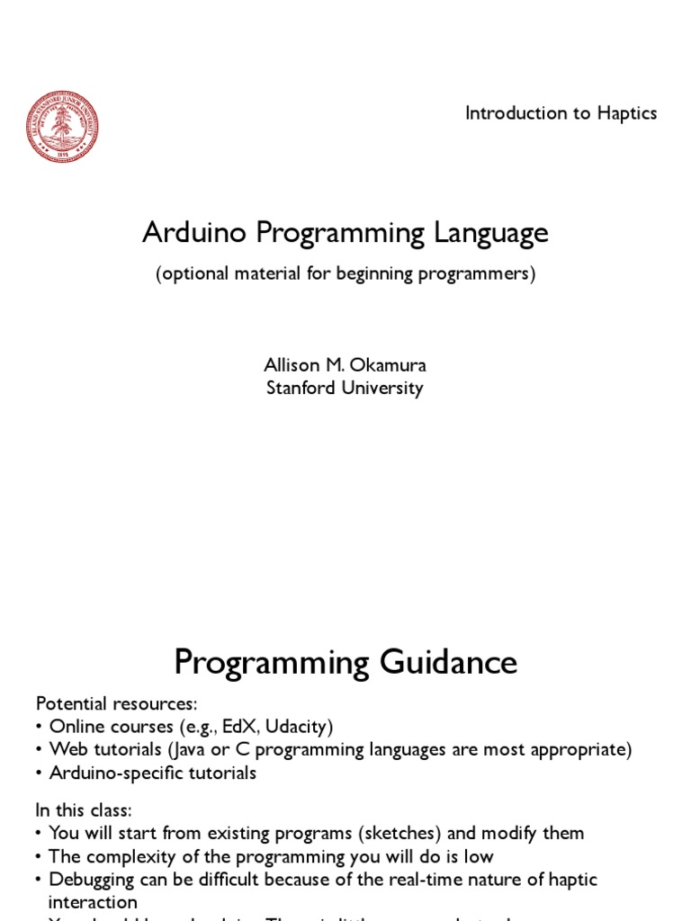 Arduino Programming Language | Variable (Computer Science) | Boolean