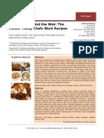 JT Nurul-The Recipes