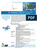 Snapdragon Flight Datasheet