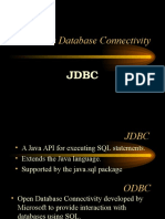 Java Database Connectivity Jdbc2827