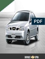 Manual de Despiece Chevrolet Optra, Suzuki Forenza, Reno, Lacetti