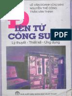 Dien Tu Cong Suat 1- Le Van Doanh