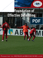 039 the Foundation of Effective Defending Notes