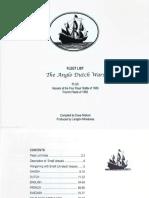 Anglo-Dutch Fleet Lists