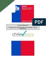 Plan Formativo Soldador Industrial CHILE