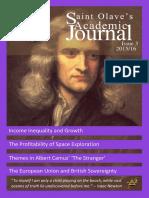 Academic Journal Volume 3