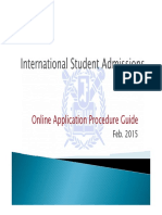 Online Application Guide Graduate(2015.02)