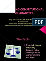 15 Revisting Constitutional Guarantees - Prof. Patricia R.P. Salvador Daway