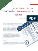 114_De Cliente a Cliente Norma ISO 10014