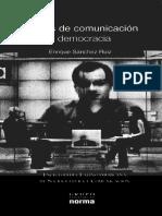 Medios y Democracia