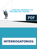 DIAPOSITIVAS DEL INTERROGATORIO Y CONTRAINTERROGATORIO EN EL NCPP.pptx