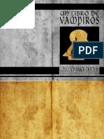 Un libro de Vampiros. Rafael Serrano