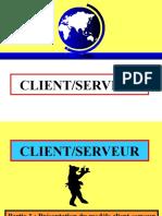 Le Modèle Client-seveur