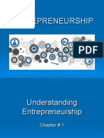 Ch 1 Introduction to Entrepreneurship