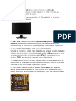 Monitor Placa Base