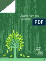 Green Oaks Brochure