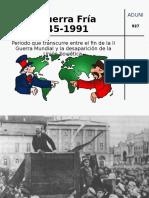 Guerra Fria Clase